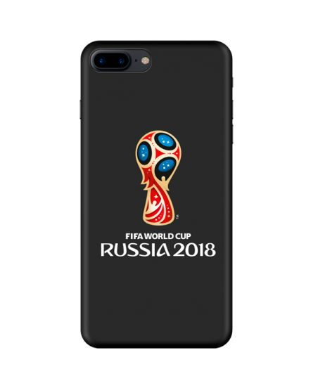Чехол для iPhone 2018 FIFA WCR Official Emblem для Apple iPhone 7/8 Plus
